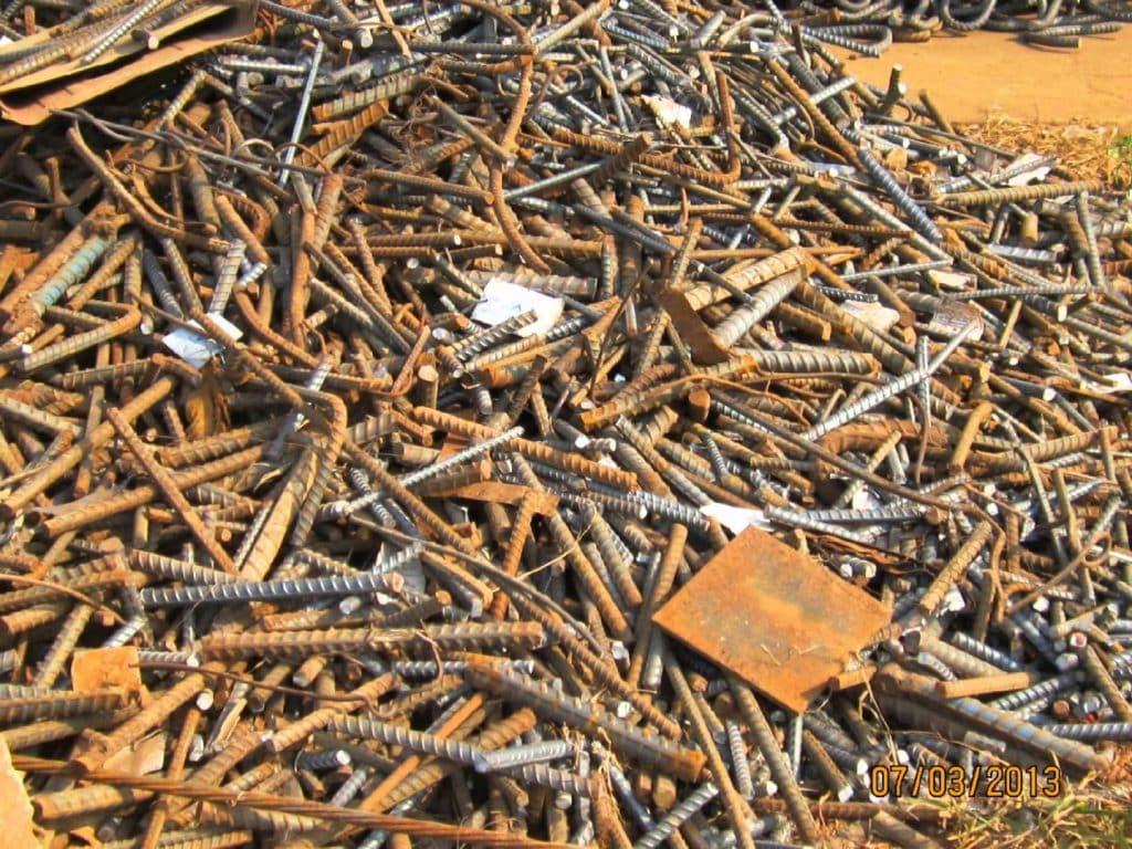 thu mua phế liệu sắt thép tại Vũng Tàu