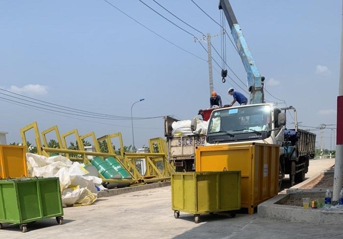 Thu mua phế liệu KCN Việt Hương giá cao