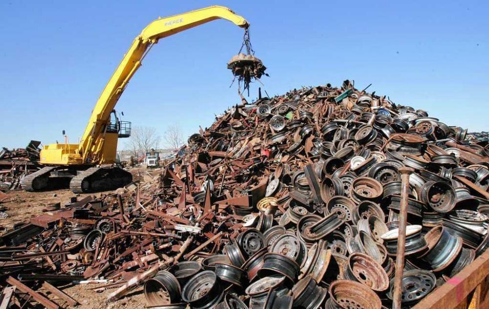 Thu mua phế liệu sắt giá cao và uy tín
