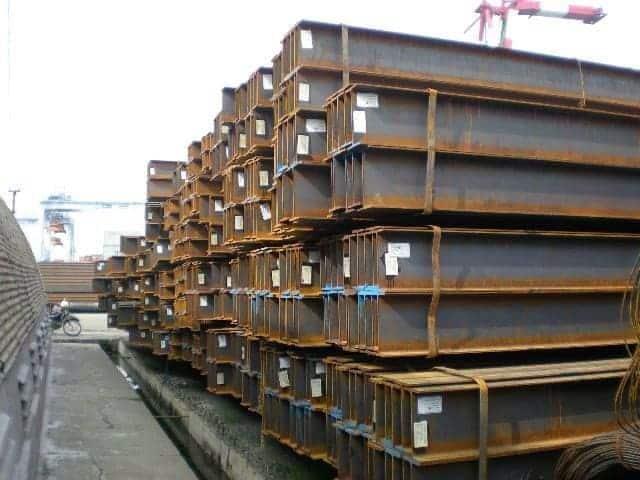 Thu mua phế liệu sắt thép các loại