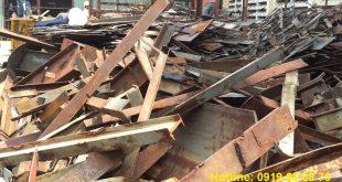Thu mua sắt phế liệu số lượng lớn nhỏ Đồng Nai