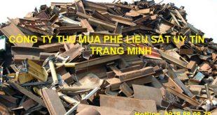 Công ty thu mua phế liệu sắt uy tín