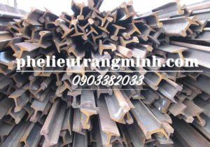 phế liệu sắt thép giá cao