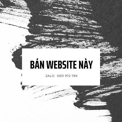 bán website