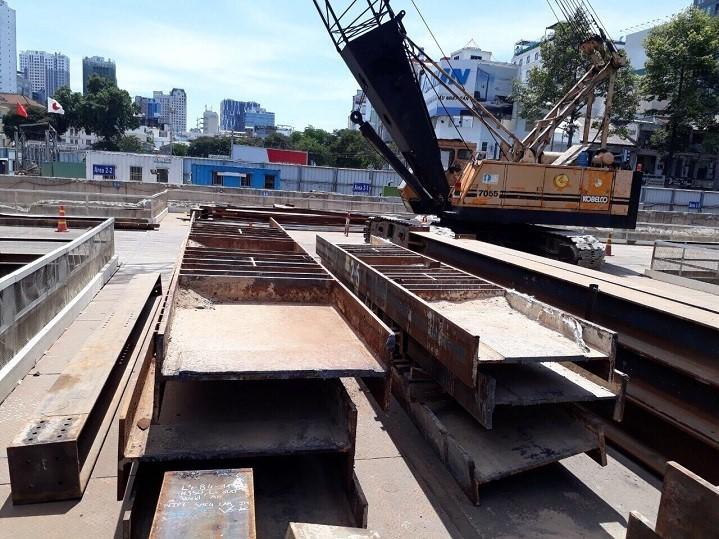 bảo quản phế liệu sắt thép