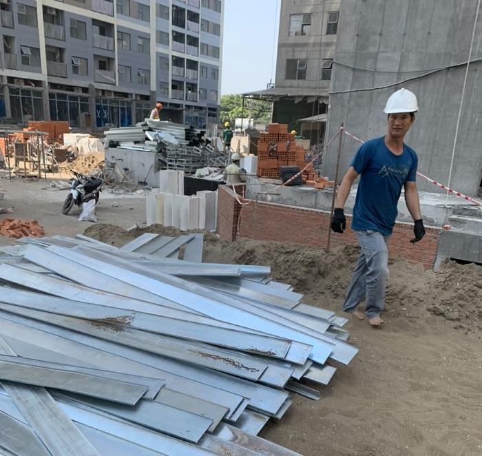 Thu mua phế liệu tại KCN Việt Hương