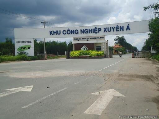 Thu mua phế liệu KCN Xuyên Á