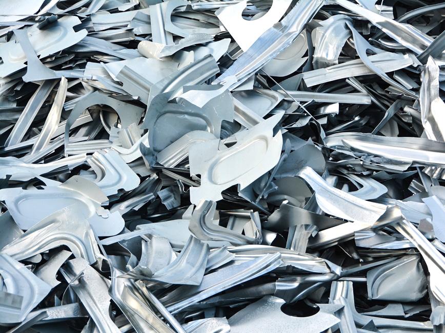 Công ty thu mua phế liệu nhôm tại nhà giá cao phân biệt phế liệu nhôm